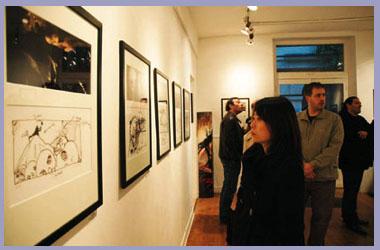 """宋洋巴黎个人画展""""BAD GIRL""""即将开幕09年11月26日 - songyangart - 宋洋的漫画世界"""